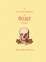 A Little Ochre Book of Occult Stories featuring Karl Edward Wagner