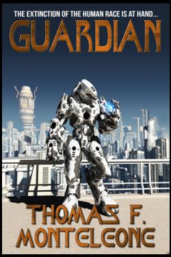 Guardian by Thomas F. Monteleone
