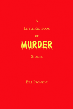 Pre-order now! A Little Red Book of Murder feat. Bill Pronzini