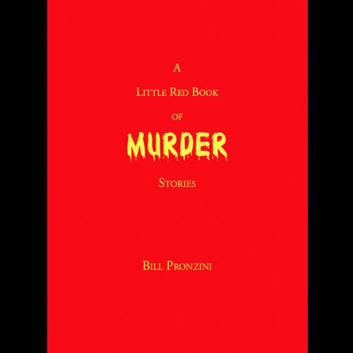 Pre-order now! A Little Red Book of Murder feat. Bill Pronzini