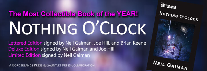 Nothing O'Clock by Neil Gainman