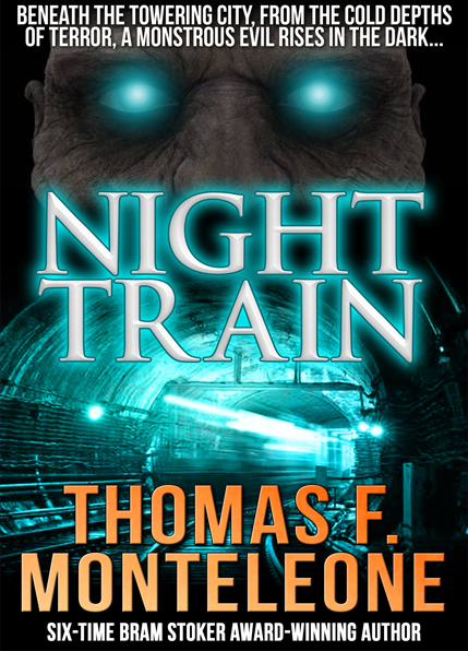 Night Train by THomas F. Monteleone